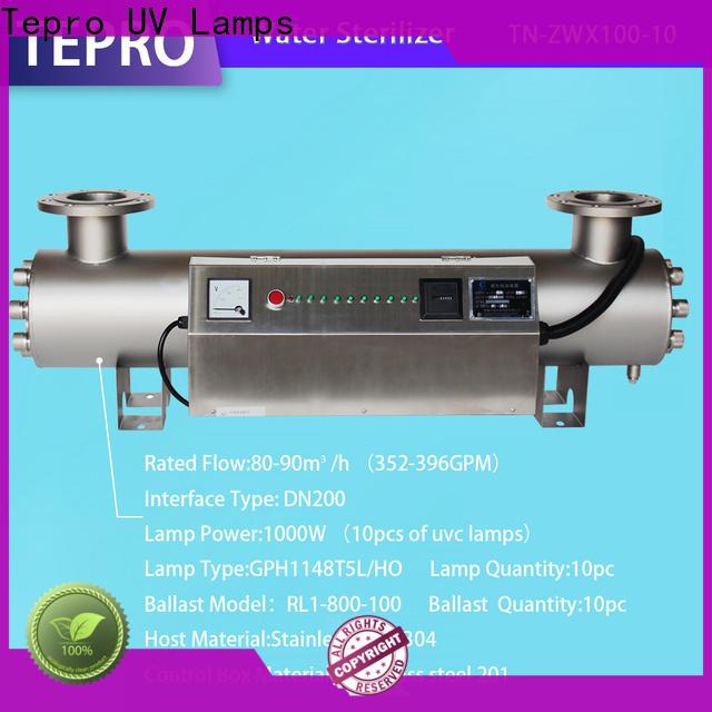Tepro Latest uv light sterilizer factory for fish tank