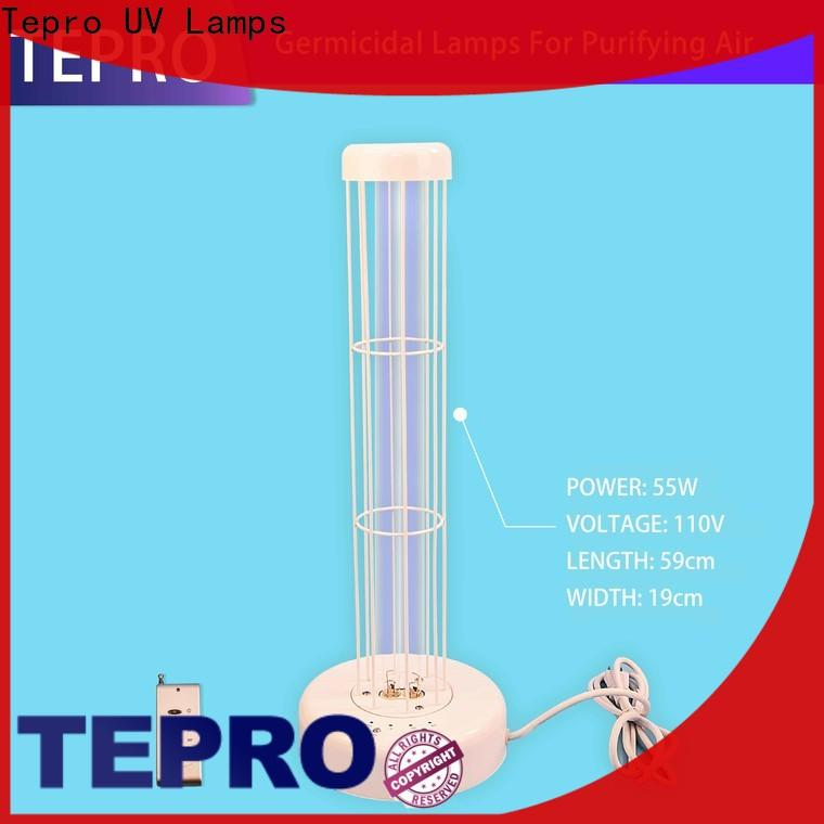 Tepro purifier uv light lamp supply for pools