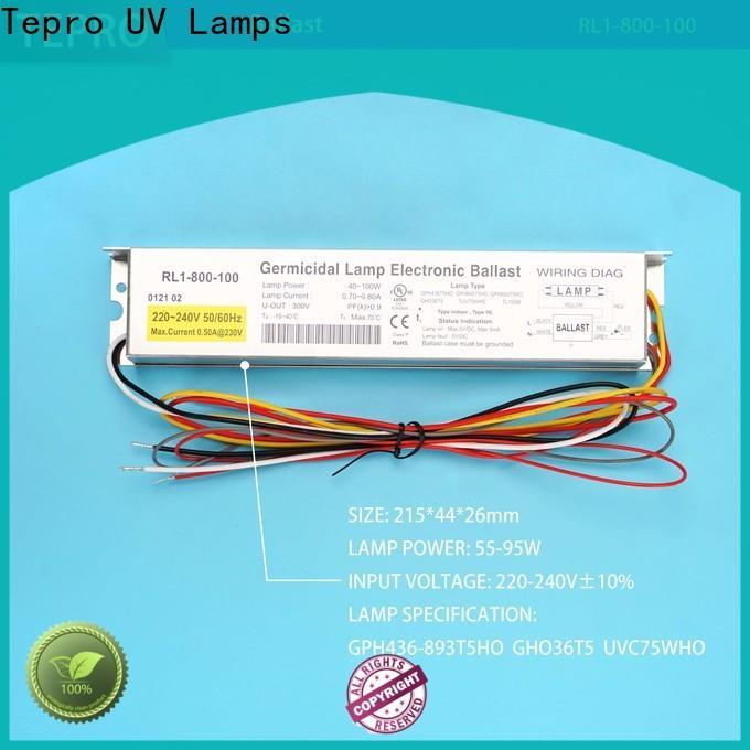 Tepro ultraviolet tube light ballast company for laboratory