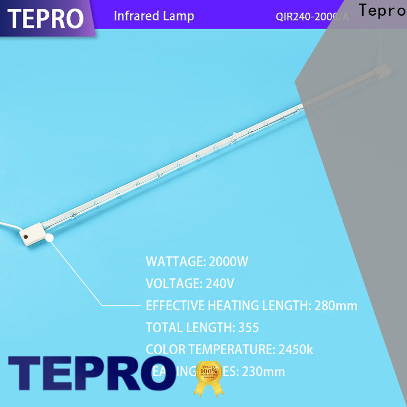Tepro lamp infrared curing lamp company for laboratory