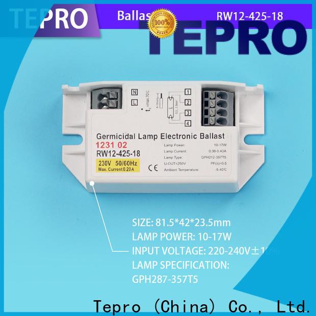 Tepro rw1242518 tube light ballast for business for plants
