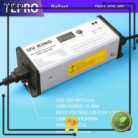 Custom uv ballast circuit uvc company for factory