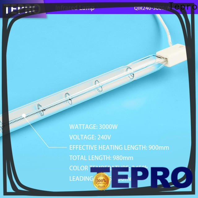Tepro High-quality quartz infrared lamps for business for laboratory