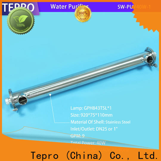 Tepro 1gpm water purifier suppliers in bangalore factory for hospital