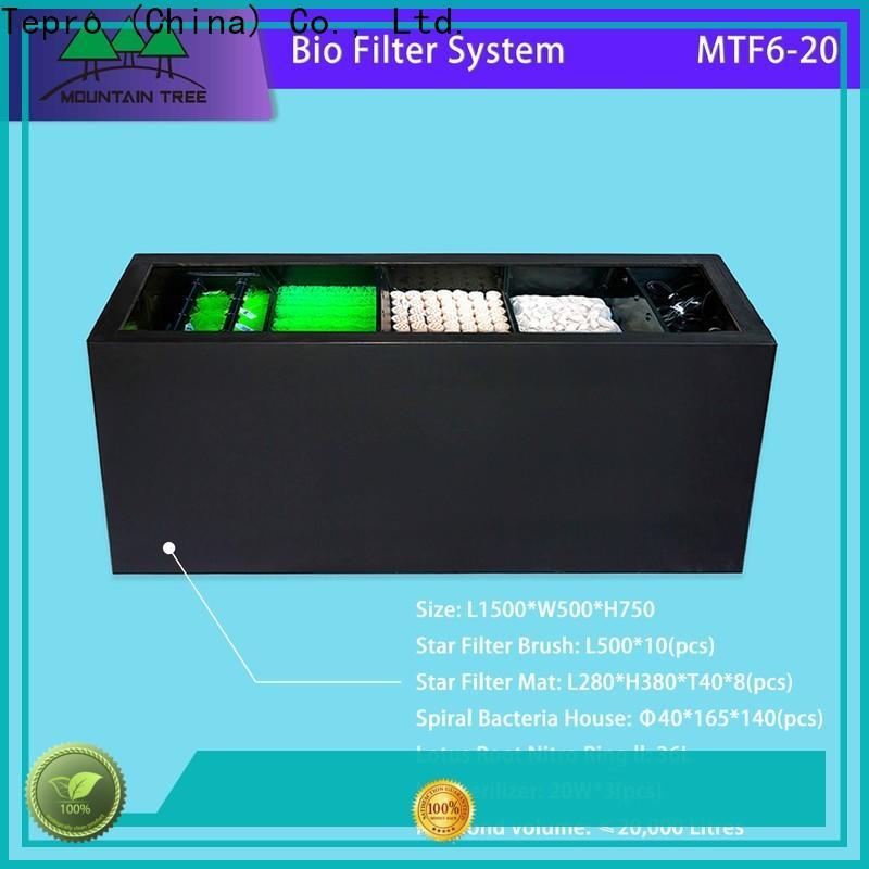Custom bio filter system mtf660 company for fish tank