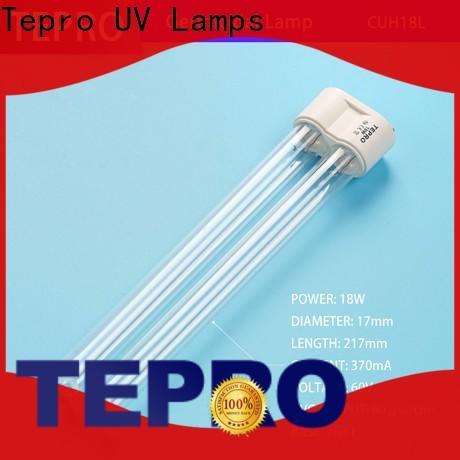 Tepro germicidal gel polish and light factory for hospital