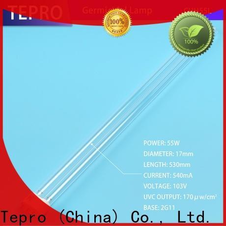 Tepro ushape uv lamp replacement bulbs supply