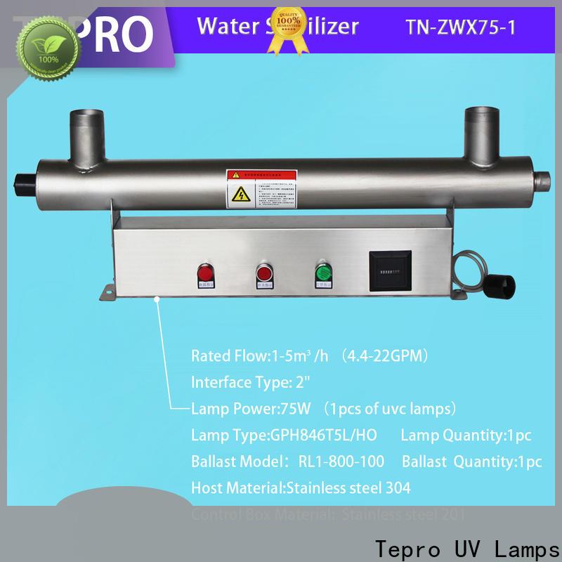 Tepro Best uv sterilizer for freshwater aquarium for business for aquarium