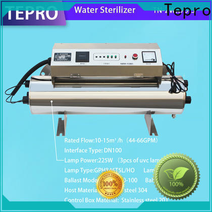 Tepro New portable uv lamp manufacturers for pools