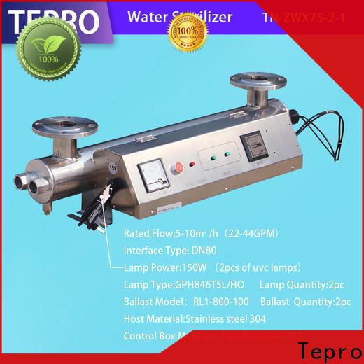 Tepro Custom uv sterilizer with pump suppliers