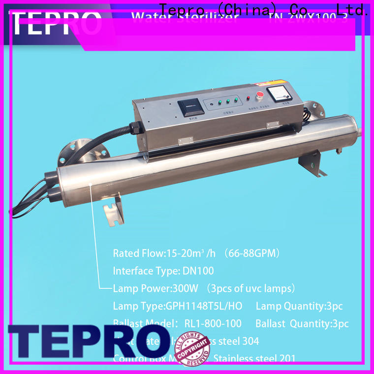 Tepro New uv sterilizer factory for fish tank