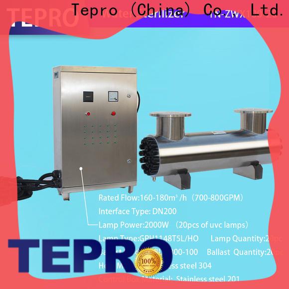 Tepro New shellac uv lamp supply for hospital